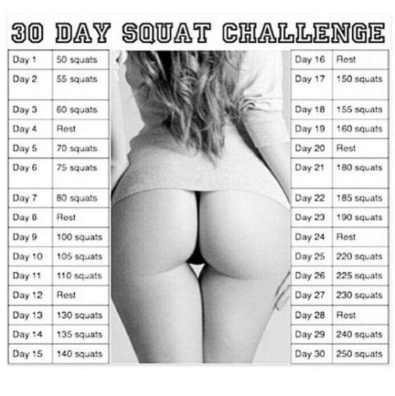 The-30-Day-Squat-Challenge-Workout-Program
