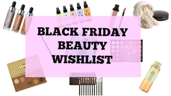 Black Friday Beauty Wishlist- lauralivinglife.com