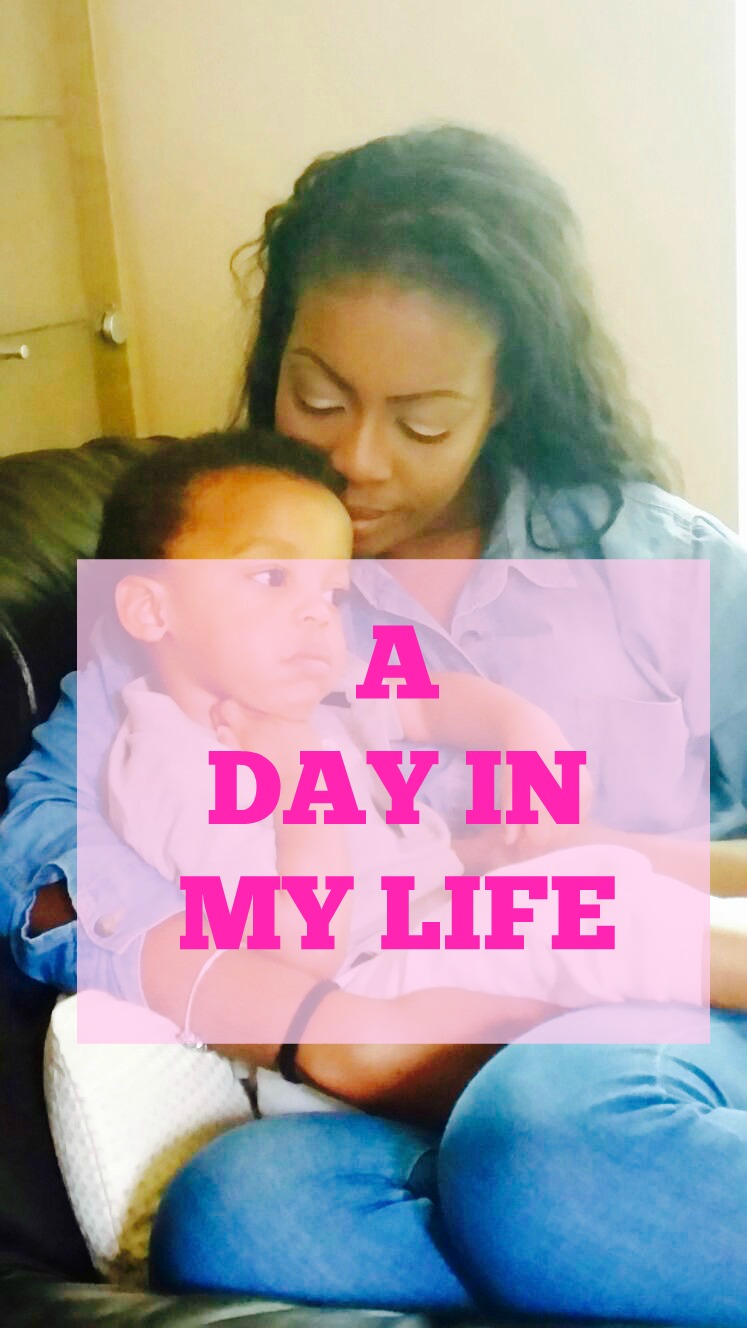 A DAY IN MY LIFE- LAURALIVINGLIFE