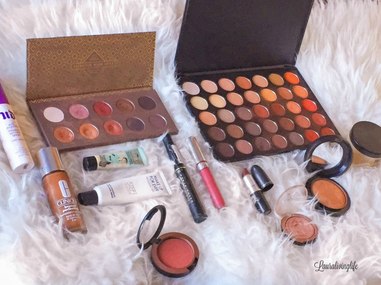 jaclyn hill ride or die makeup tag- Lauralivinglife