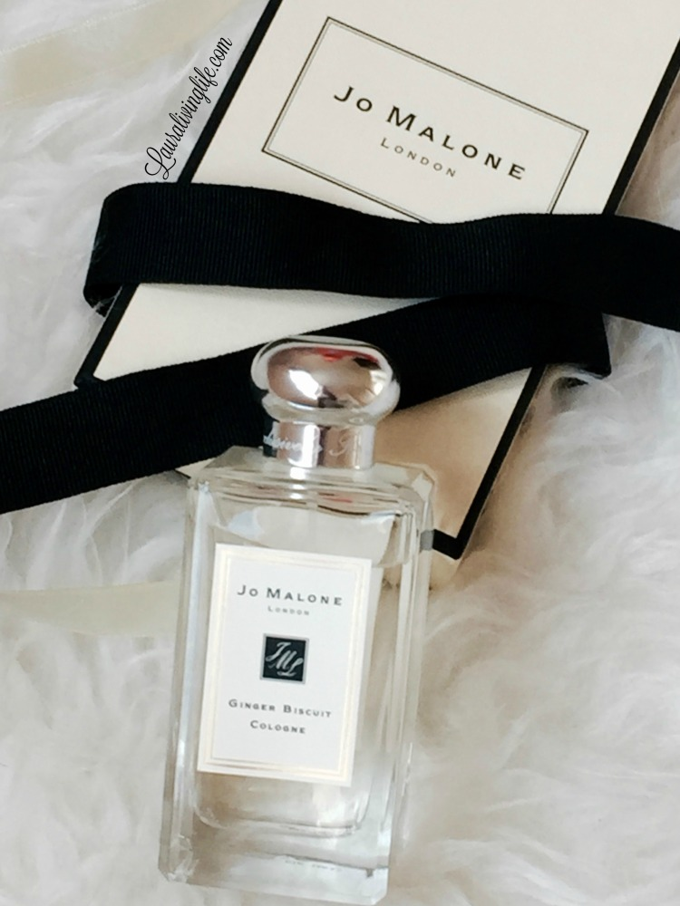 Jo Malone Ginger Biscuit Review
