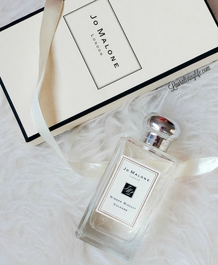 Jo Malone Ginger Biscuit Cologne review