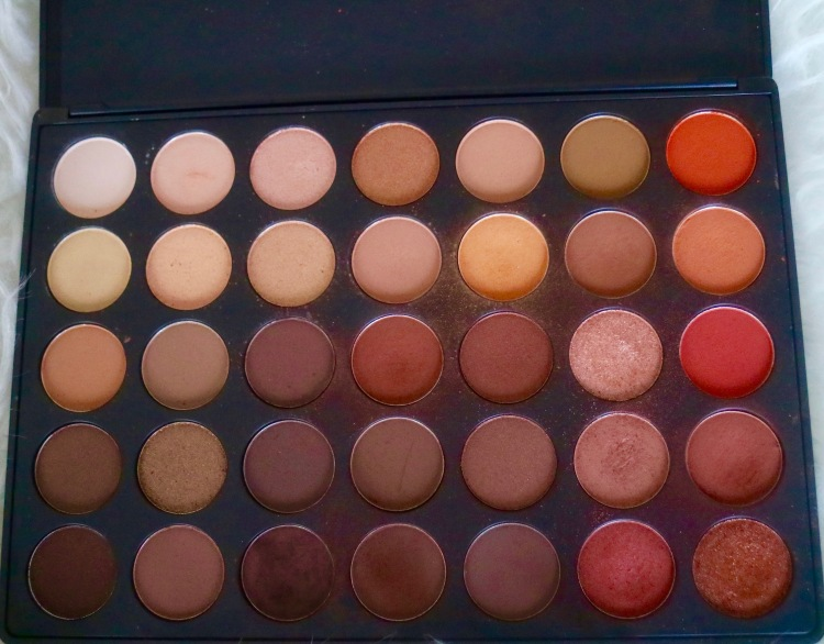 MORPHE 350 PALETTE CLOSE UP