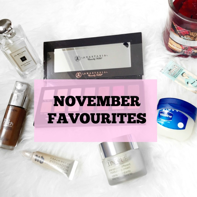 November favourites- Lauralivinglife.com