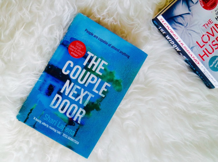 The couple next door book review by Shari Lapena