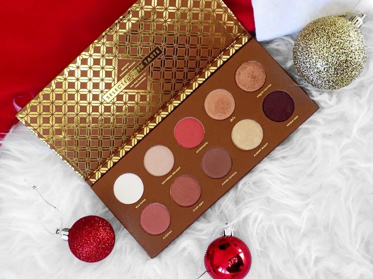 Zoeva Caramel Melange Eyeshadow Review- Lauralivinglife.com