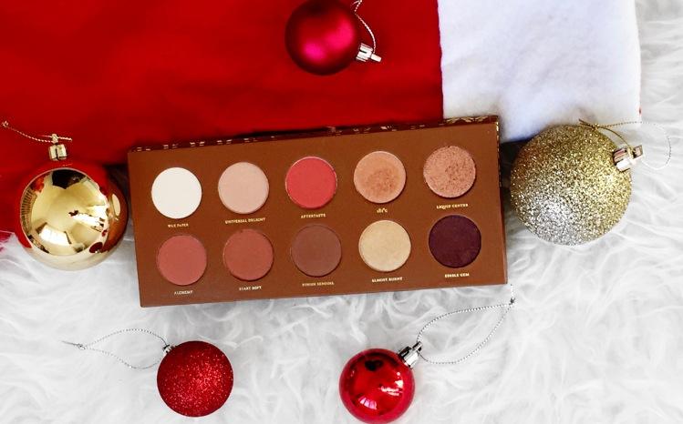 Zoeva Caramel Melange Eyeshadow Review-lauralivinglife.com