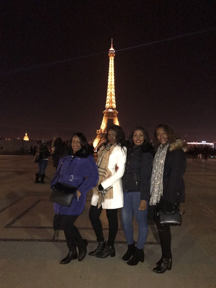 4 bloggers, 1 city: bloggers weekend in paris