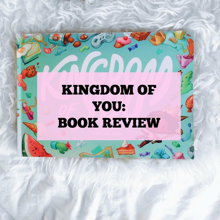 kingdom of you book review