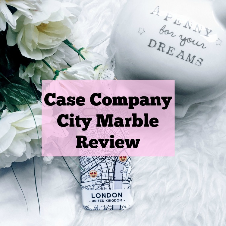 case company city marble phone case review