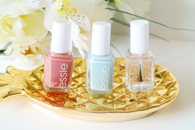 Essie Nail Polishes Resort 2017 Collection