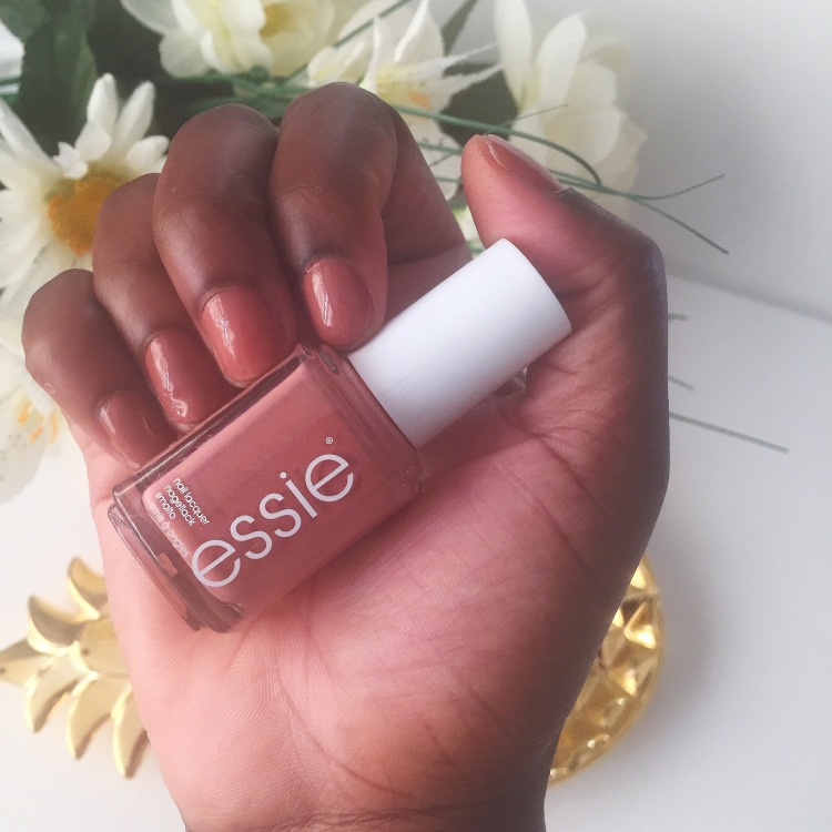 Essie nail polishes Sorrento Yourself
