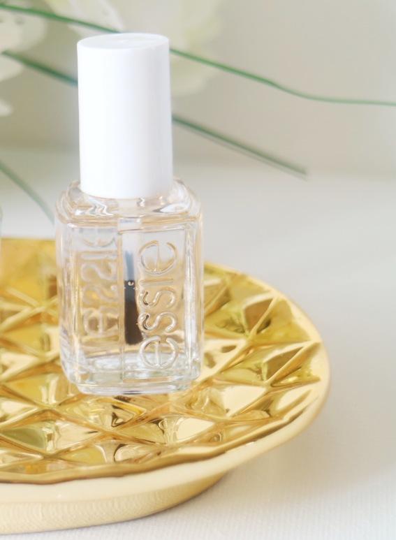 Essie nail polish top coat