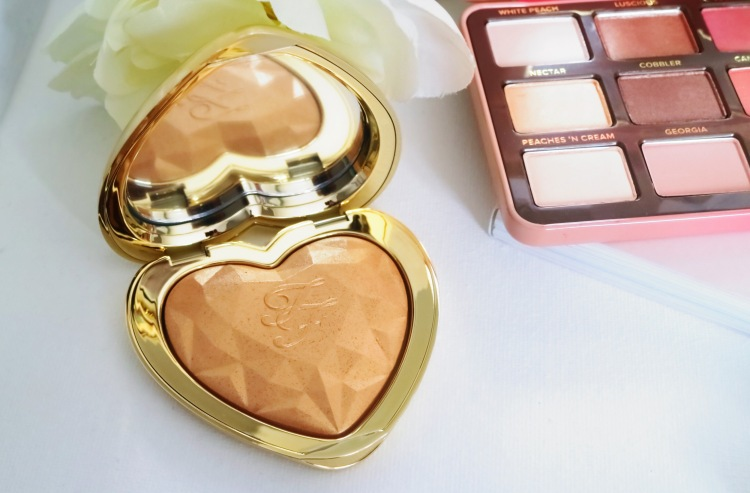 too faced prismatic highlighter in light up your life
